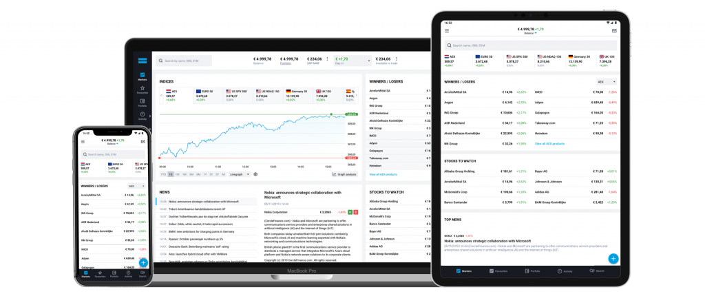 DEGIRO broker review