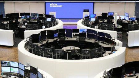 European stocks reverse losses on strong SAP, LVMH results